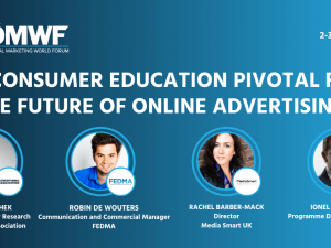 DMWF Global – OnDemand Panel: Is consumer education pivotal for the future of online advertising?