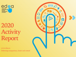 EDAA releases its 2020 Activity Report