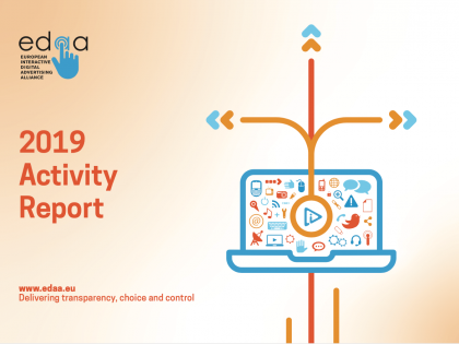 2019 Activity Report – Solutions to enhance consumer trust in data-driven advertising