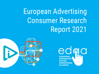 European Advertising Consumer Research Report 2021